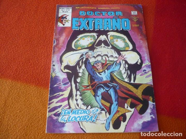SELECCIONES MARVEL PRESENTA VOL. 1 Nº 54 DOCTOR EXTRAÑO ¡BUEN ESTADO! VERTICE MUNDI COMICS (Tebeos y Comics - Vértice - Super Héroes)