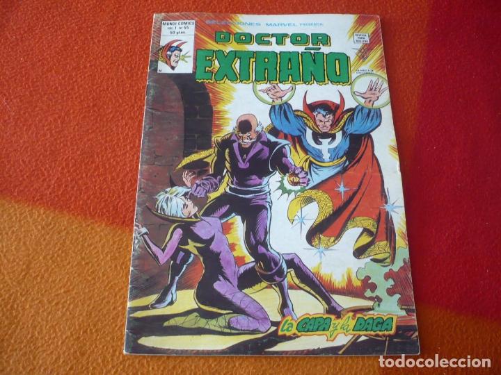 SELECCIONES MARVEL PRESENTA VOL. 1 Nº 55 DOCTOR EXTRAÑO VERTICE MUNDI COMICS (Tebeos y Comics - Vértice - Super Héroes)