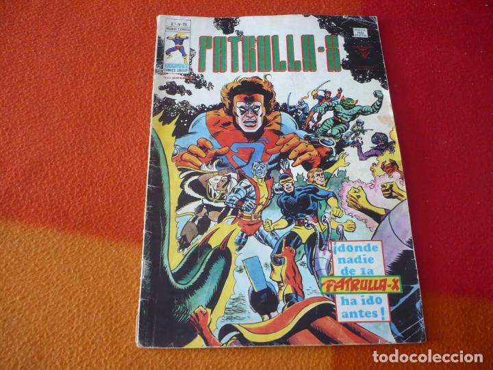 PATRULLA X VOL. 3 Nº 26 VERTICE MUNDI COMICS (Tebeos y Comics - Vértice - Super Héroes)