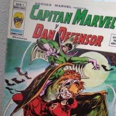 Cómics: HEROES MARVEL Nº 6 VERTICE. Lote 173534769