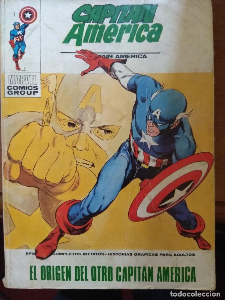 CAPITAN AMERICA Nº 28 - VÉRTICE TACO (Tebeos y Comics - Vértice - Capitán América)