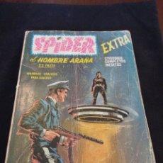 Cómics: SPIDER EXTRA: EL HOMBRE ARAÑA PARTE II: EL SECRETO DE UN ODIO. VÉRTICE. Lote 173569319