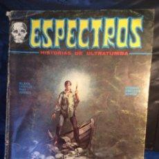 Cómics: ESPECTROS - Nº 20 - VERTICE - OSCURIDAD -¡¡USO NORMAL!! (VER FOTOS). Lote 173600399