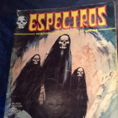 Cómics: ESPECTROS - Nº 24 - VERTICE - ACECHAR A UN VAMPIRO -¡¡USO NORMAL!! (VER FOTOS). Lote 173600530