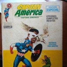 Cómics: CAPITAN AMERICA Nº 16 - VERTICE TACO- 126 PGS FALTA GALERIA MARVEL. Lote 173623658