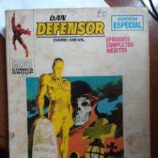 Cómics: DAN DEFENSOR Nº 22 - VÉRTICE TACO. Lote 173623792