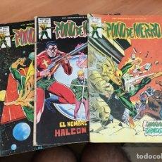 Cómics: PUÑO DE HIERRO LOTE VOL 1 Nº 24, 25 Y 32 (VERTICE) (COIB24). Lote 173733504