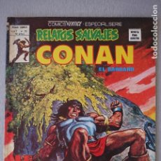 Comics : RELATOS SALVAJES CONAN Nº 73. Lote 173777248