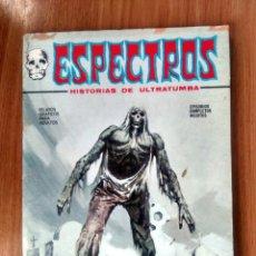 Cómics: ESPECTROS 27 - ED VERTICE - 1972 - CUADERNO GRAPA - BN- PORTADA COLOR- MUY DIFICIL!!!. Lote 173804862