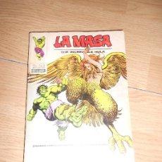 Cómics: LA MASA THE INCREDIBLE HULK Nº 33 - LA ARPIA - TACO / VERTICE. Lote 173811325