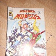 Cómics: GUERRA DE MUNDOS V.2 Nº 24 - VERTICE. Lote 173813619