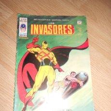 Cómics: LOS INVASORES V.1 Nº 64 - VERTICE. Lote 173813895