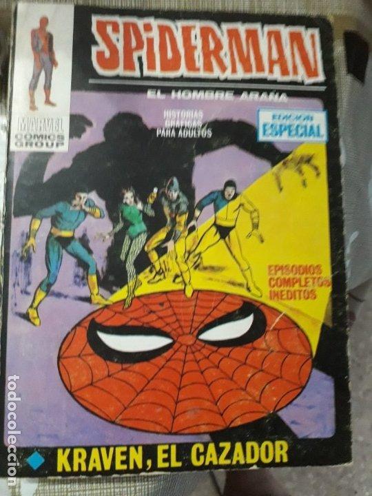 SPIDERMAN N-7 (Tebeos y Comics - Vértice - Otros)