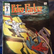 Cómics: PETER PARKER - Nº 5 - VERTICE - SPIDERMAN ¡¡MUY BUEN ESTADO !! (VER FOTOS). Lote 173877718