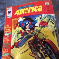 Cómics: CAPITAN AMERICA - Nº 20 - VERTICE - PODRIDA ALIANZA ¡¡USO NORMAL !! (VER FOTOS). Lote 173878280