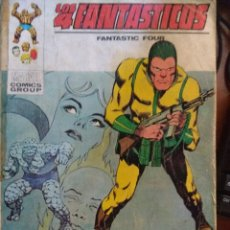 Cómics: LOS 4 FANTASTICOS Nº 50 - VÉRTICE TACO. Lote 173890067