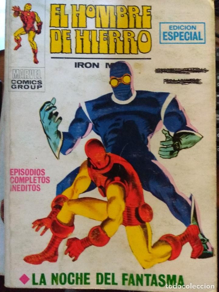 EL HOMBRE DE HIERRO Nº 6 - VÉRTICE TACO (Tebeos y Comics - Vértice - Hombre de Hierro)