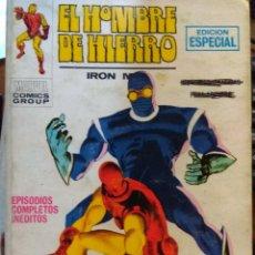 Cómics: EL HOMBRE DE HIERRO Nº 6 - VÉRTICE TACO. Lote 173890212