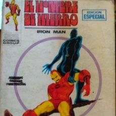 Cómics: EL HOMBRE DE HIERRO Nº 8 - VÉRTICE TACO. Lote 173890224