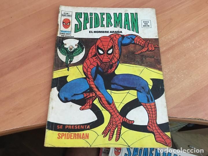 SPIDERMAN VOL 3 Nº 1 (VERTICE) (COIB26) (Tebeos y Comics - Vértice - V.3)