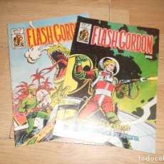 Cómics: FLASH GORDON VOL. 2 - LOTE 2 NUMEROS - VERTICE. Lote 173932899