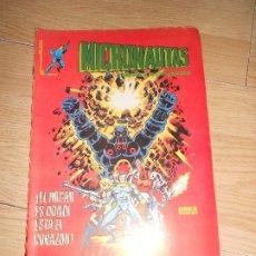 Cómics: MICRONAUTAS Nº 1 - SURCO / VERTICE. Lote 173933275