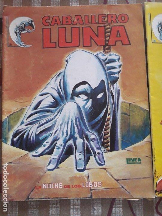 Cómics: CABALLERO LUNA N-2-3-4-5-6 EDITORIAL SURCO - Foto 2 - 173991504
