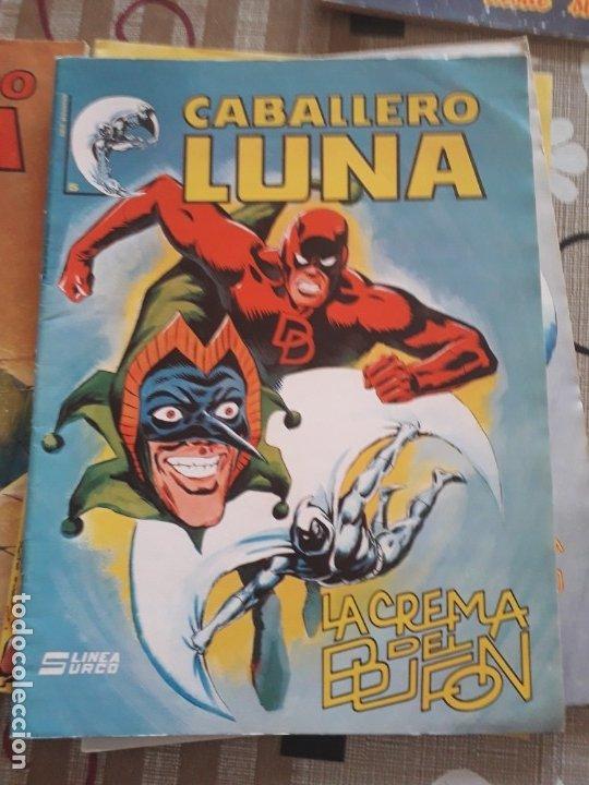 Cómics: CABALLERO LUNA N-2-3-4-5-6 EDITORIAL SURCO - Foto 5 - 173991504