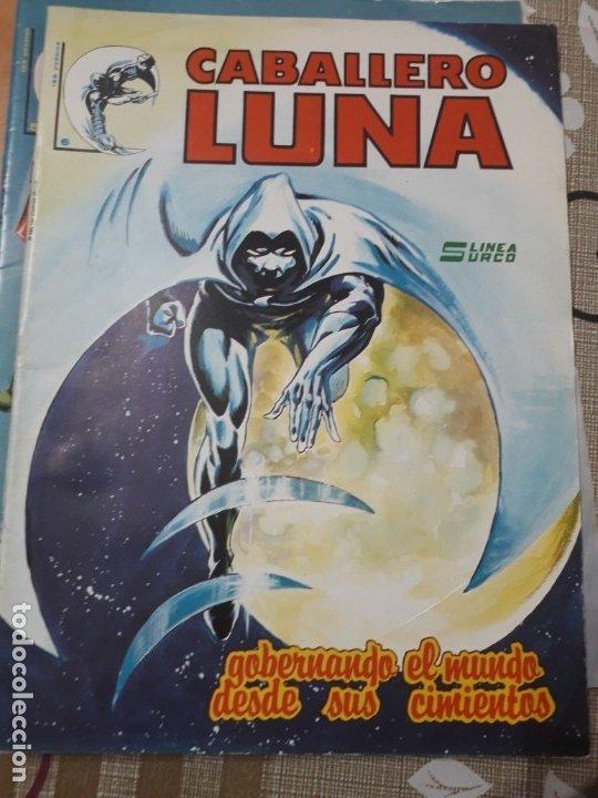 Cómics: CABALLERO LUNA N-2-3-4-5-6 EDITORIAL SURCO - Foto 6 - 173991504