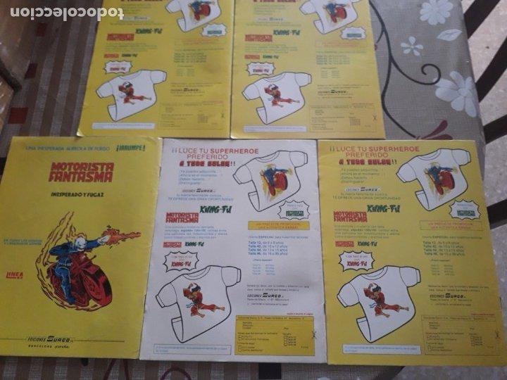 Cómics: CABALLERO LUNA N-2-3-4-5-6 EDITORIAL SURCO - Foto 7 - 173991504