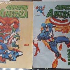Cómics: CAPITAN AMERICA N-2 N-4 SURCO. Lote 173991798