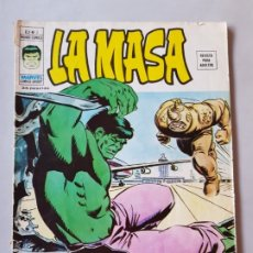 Cómics: LA MASA VOL.3 Nº 2 VERTICE ESTADO NORMAL MAS ARTICULOS NEGOCIABLE. Lote 174017323