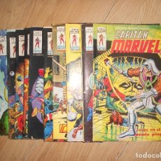 Cómics: CAPITAN MARVEL VOL. 2 - LOTE DE 11 NUMEROS - VERTICE. Lote 174037710
