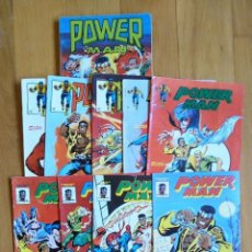 Cómics: POWER MAN COMPLETA (MUNDICOMICS / SURCO). Lote 174121334