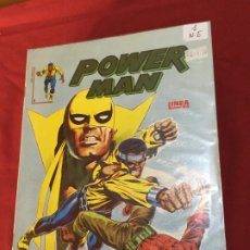 Cómics: VERTICE SURCO POWER MAN NUMERO 1 NORMAL ESTADO. Lote 174155972