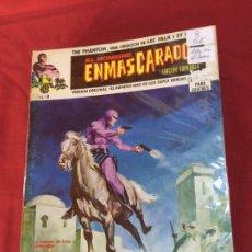 Cómics: VERTICE EL HOMBRE ENMASCARADO VOLUMEN 1 NUMERO 8 NORMAL ESTADO. Lote 174156155