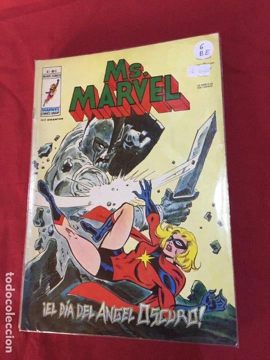 VERTICE MS. MARVEL NUMERO 6 BUEN ESTADO (Tebeos y Comics - Vértice - V.1)