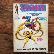 Cómics: SPIDERMAN . LOS TENTÁCULOS Y LA TRAMPA Nº. 21. EDICIONES VÉRTICE. 1969. TACO. Lote 174158385