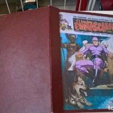 Cómics: COMICS: EL HOMBRE ENMASCARADO. TOMO CON 6 NUMS. DEL VOL 1 VERTICE DE 1973. ENCUADERNACION ARTESANAL. Lote 174159180