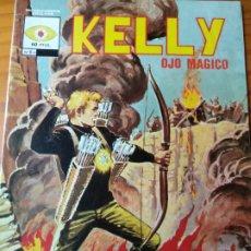 Comics : KELLY OJO MAGICO Nº 6 - VERTICE -. Lote 174160053