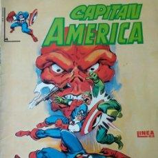 Comics: CAPITAN AMERICA Nº 4 - SURCO. Lote 174162679