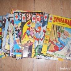 Cómics: SPIDERMAN EL HOMBRE ARAÑA VOL. 3 - LOTE 24 NUMEROS - VERTICE. Lote 174175709