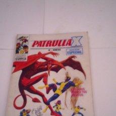 Cómics: PATRULLA X - VERTICE - VOLUMEN 1 - NUMERO 28 - 25 PESETAS - MUY BUEN ESTADO -CJ 75 - GORBAUD. Lote 174208508