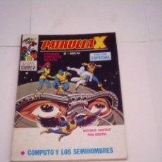 Cómics: PATRULLA X - VERTICE - VOLUMEN 1 - NUMERO 21 - 25 PESETAS - BUEN ESTADO -CJ 75 - GORBAUD. Lote 174208702