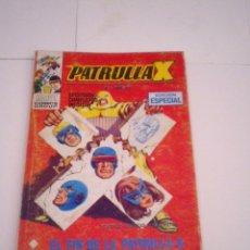 Cómics: PATRULLA X - VERTICE - VOLUMEN 1 - NUMERO 21 - 25 PESETAS - BUEN ESTADO -CJ 75 - GORBAUD. Lote 174208870