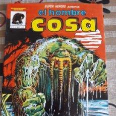 Cómics: SUPER HEROES EL HOMBRE COSA N-3 BUEN ESTADO. Lote 174225842