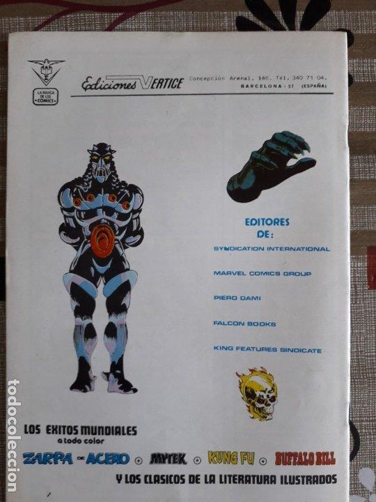 Cómics: SUPER HEROES EL HOMBRE COSA N-3 BUEN ESTADO - Foto 2 - 174225842