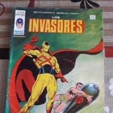Cómics: SELECCIONES MARVEL LOS INVASORES N-36. Lote 174226309