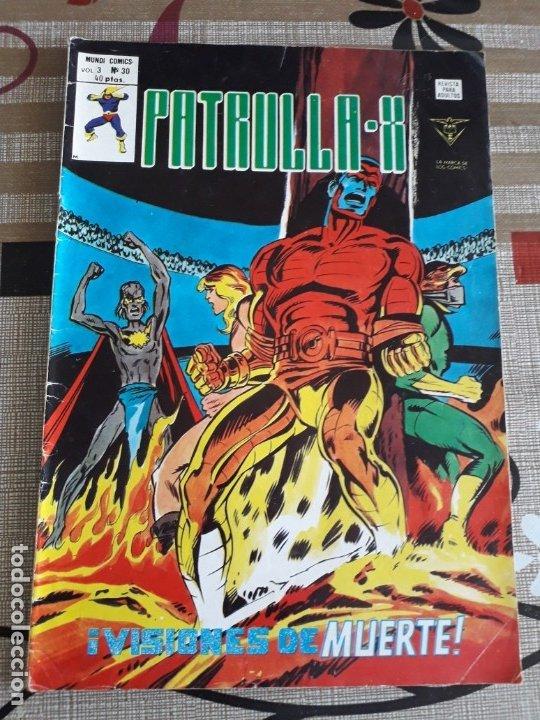 PATRULLA X N-30 (Tebeos y Comics - Vértice - Surco / Mundi-Comic)