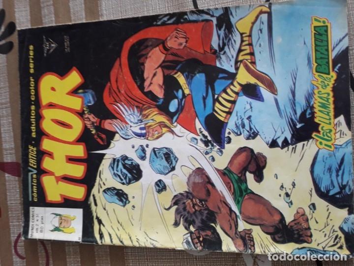 THOR VOL,2 N-51 (Tebeos y Comics - Vértice - Surco / Mundi-Comic)